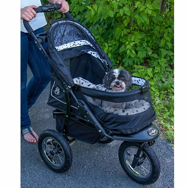 PET-GEAR-NV-STROLLER-DALMATIAN