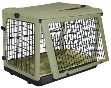 PET-GEAR-THE-OTHER-DOOR-STEEL-CRATE-WITH-PLUSH-PAD-36-SAGE