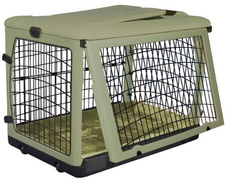 PET-GEAR-THE-OTHER-DOOR-STEEL-CRATE-WITH-PLUSH-PAD-42-SAGE