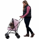 Pet Gear Travel Lite Pet Stroller - Pink