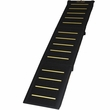 Pet Gear Travel Lite Tri-Fold Reflective Ramp - Black/Yellow