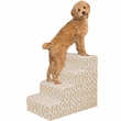 Pet Gear Trellis Print Designer Step IV - Natural Beige
