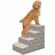 Pet Gear Trellis Print Designer Step IV - Stormy Grey