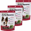 Pet Greens Jerky Dog Treats Savory Beef 3-PACK (12 oz)