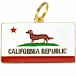 Pet ID Tag - California Republic