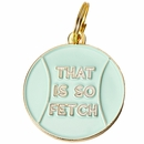 Pet ID Tag - That is So Fetch