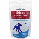 Pet Kelp Kelpies Dental Soft Chews - Cranberry Cove (4.2 oz)