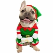 Pet Krewe Elf Dog Costume - Large