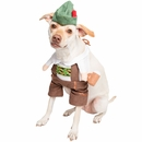 Pet Krewe German Oktoberfest Dog Costume - Large