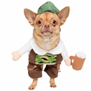 Pet Krewe German Oktoberfest Dog Costume - Small