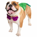 Pet Krewe Mermaid/Merman Dog Costume - Medium