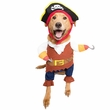 Pet Krewe Pirate Dog Costume - XLarge