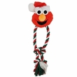 Pet Krewe Santa Elmo pet Chew Toy