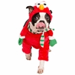 Pet Krewe Santa Elmo Pet Costume - Small