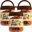 3-PACK Pet 'n Shape Chik 'n Sweet Potato Dog Treats (48 oz)