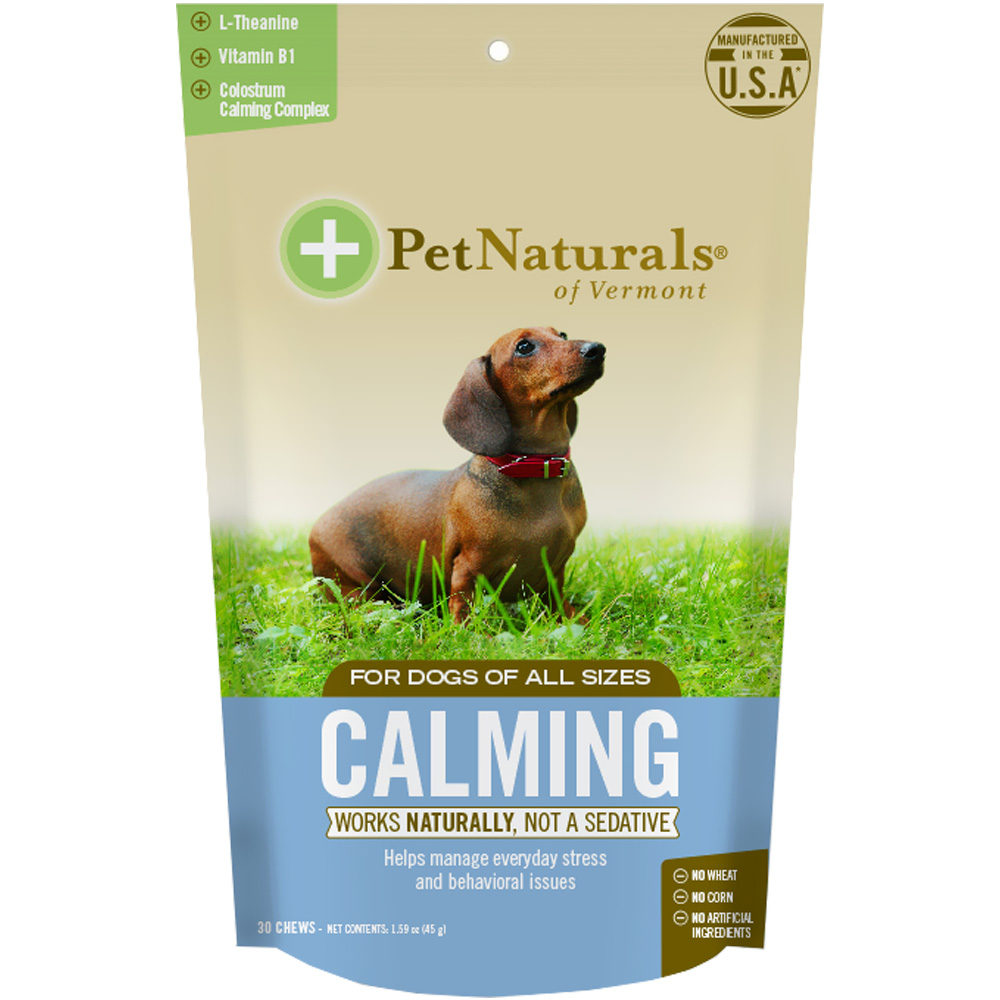 Pet Naturals Calming for Dogs (30 chews) im test