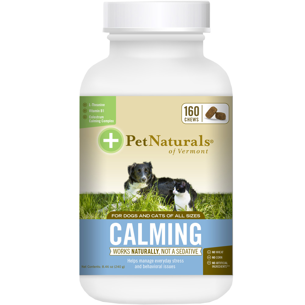 Pet Naturals Calming for Dogs & Cats (160 chews) im test