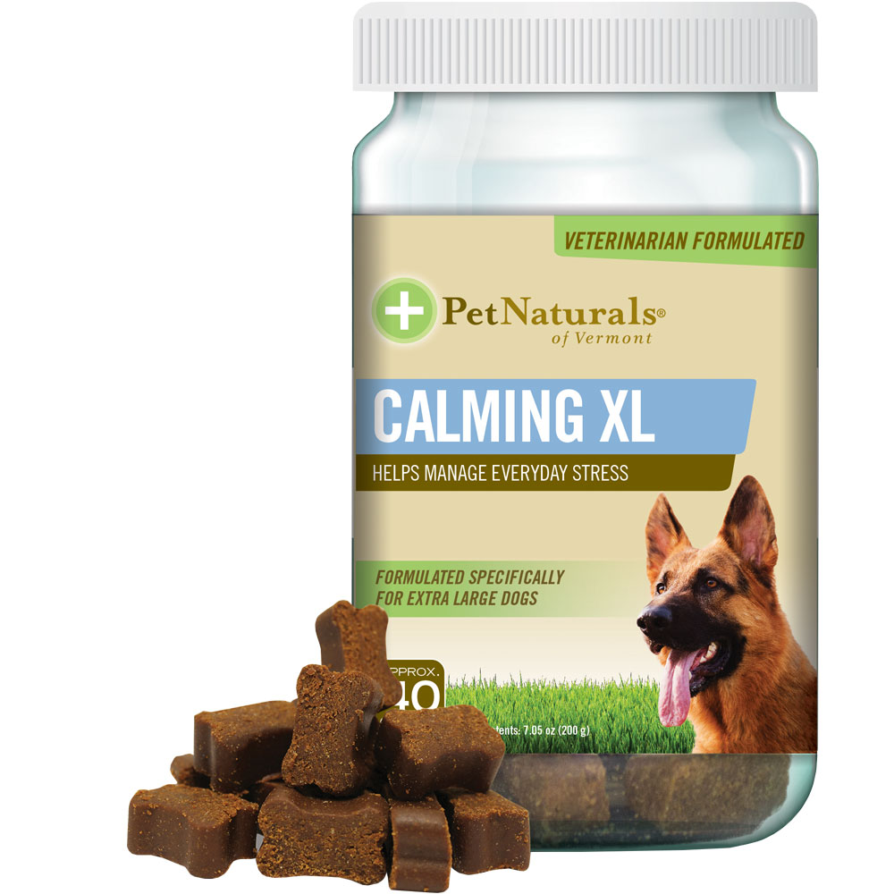 Pet Naturals Calming for XLarge Dogs (40 chews) im test
