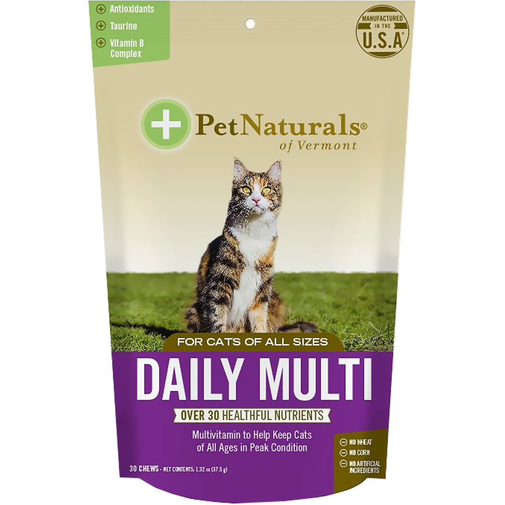 Pet Naturals Daily Multi for Cats (30 chews) im test