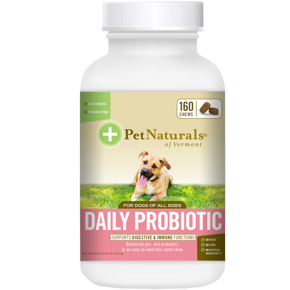 Pet Naturals Daily Probiotic for Dogs (160 chews) im test