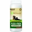 Pet Naturals Flea + Tick (60 wipes)