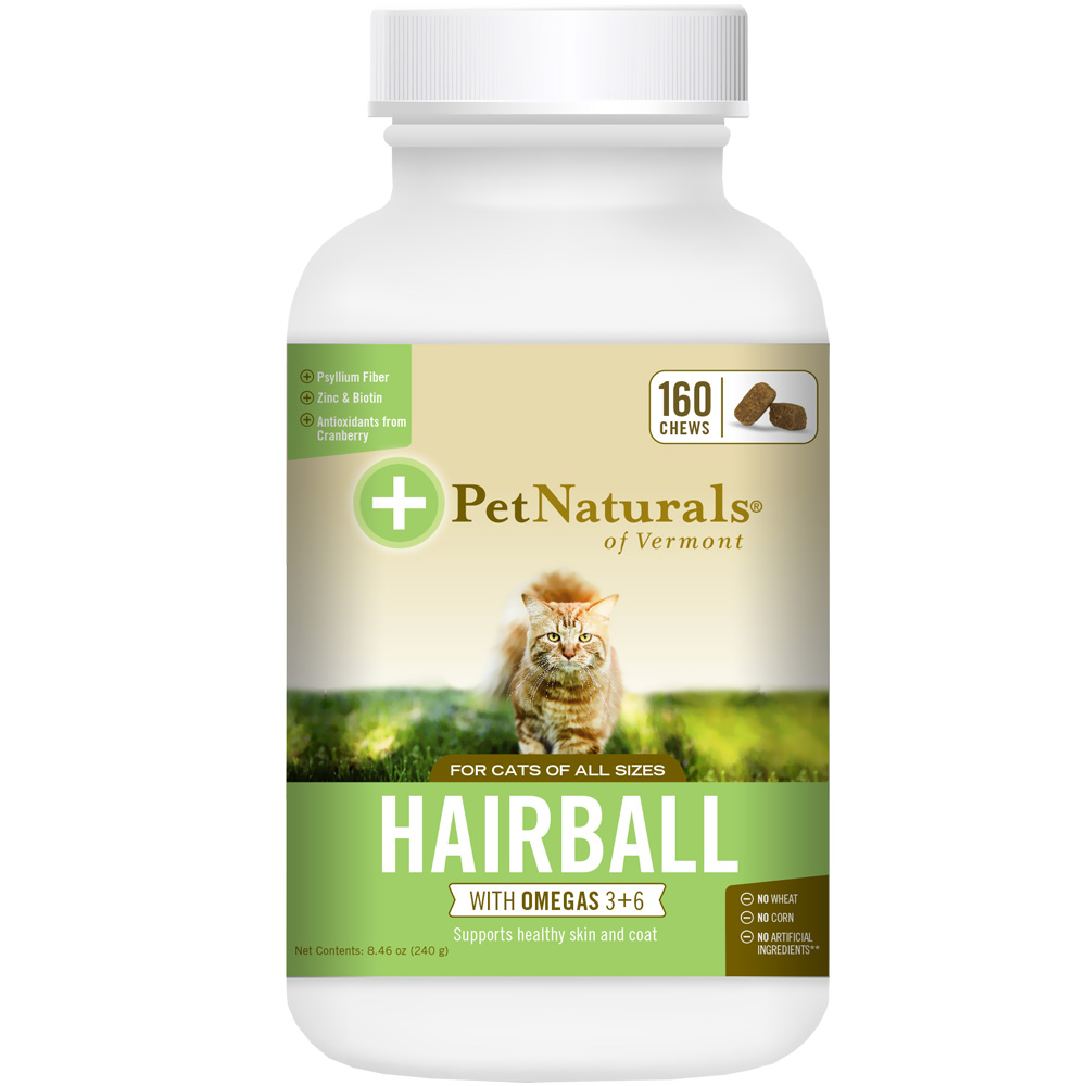 Pet Naturals Hairball for Cats (160 chews) im test