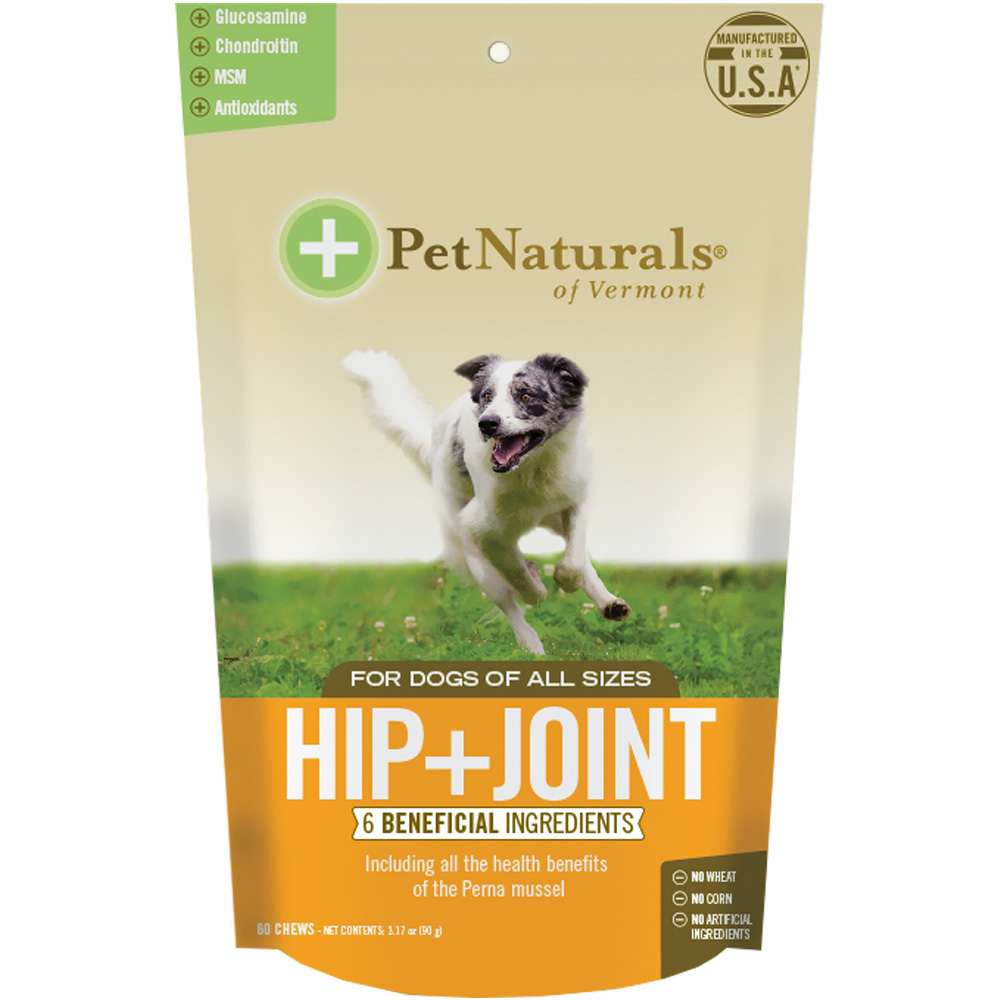 Pet Naturals Hip + Joint Chew for Dogs (60 chews) im test