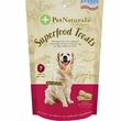 Pet Naturals of Vermont Superfood Treats for Dogs - Crispy Bacon Recipe (100+ Bite-Sized Chews)
