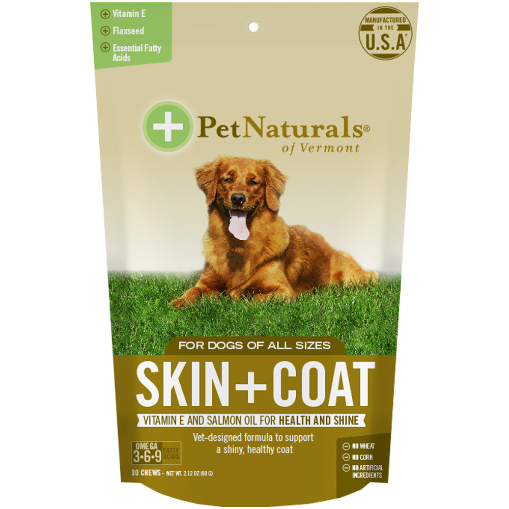 Pet Naturals Skin + Coat for Dogs (30 chews) im test