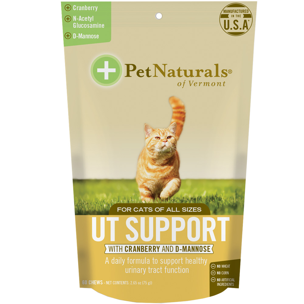Pet Naturals UT Support for Cats (60 chews) im test