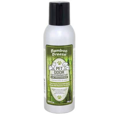 Bamboo Breeze Pet Odor Exterminator - 7 oz. - from EntirelyPets