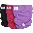 Pet Parents Washable Dog Diapers 3-Pack - Princess (Medium)