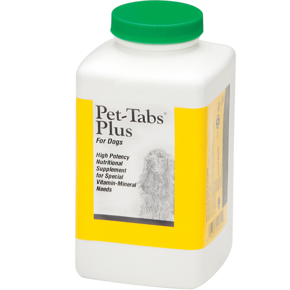 Pet-Tabs Plus for Dogs (60 ct) im test
