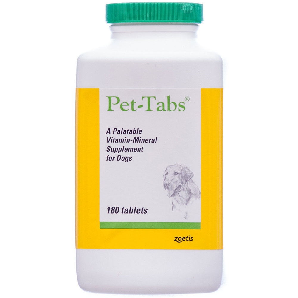 Pet-Tabs Regular for Dogs (180ct) by Pfizer im test