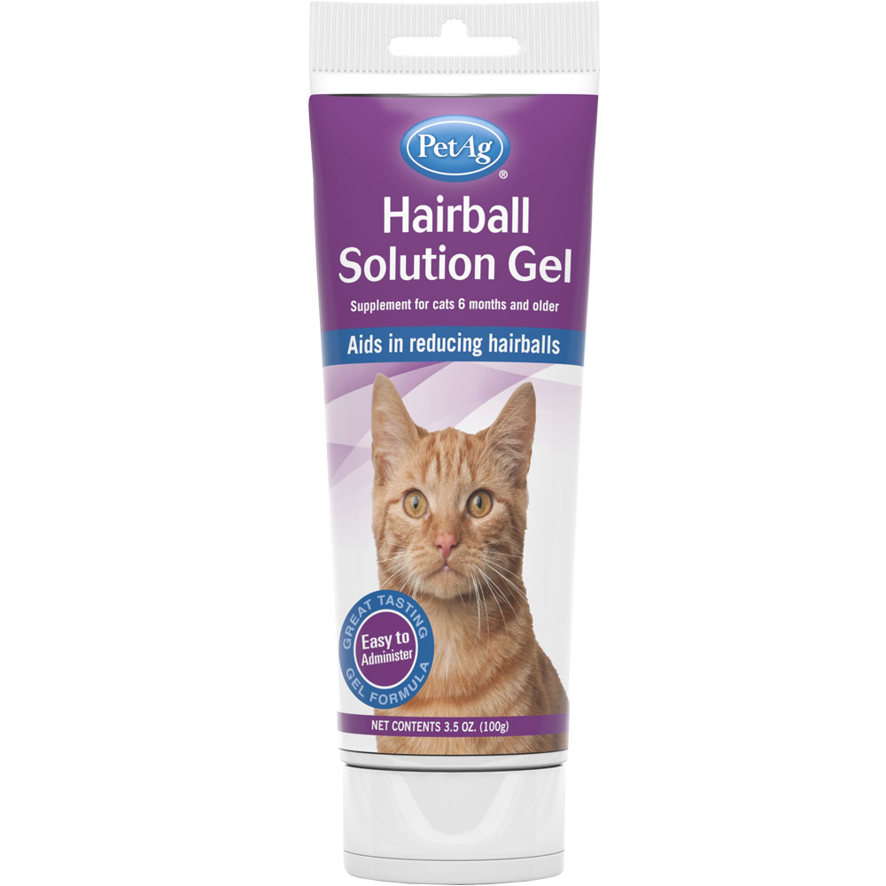 PetAg Hairball Solution Gel for Cats (3.5 oz) im test