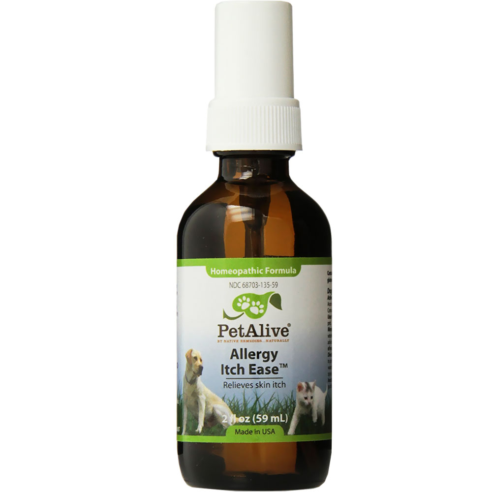 PetAlive Allergy Itch Ease - 2oz im test