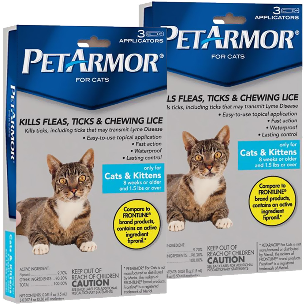 PetArmor All Cats (6 Month) im test