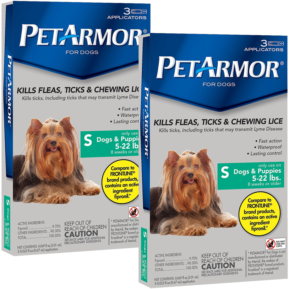 PetArmor Up to 22 lbs. (6 Month) im test