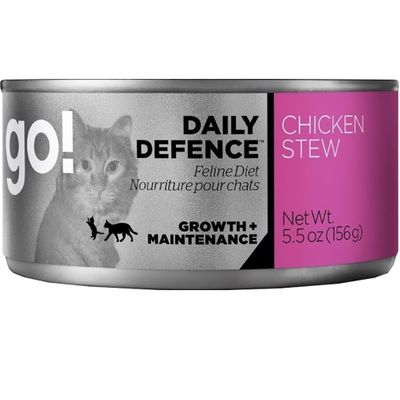 GO-DAILY-DEFENCE-CAT-FOOD-CHICKEN-STEW-CANS