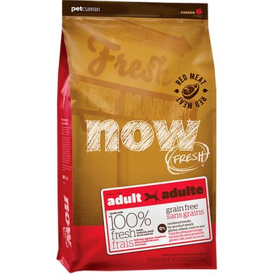 NOW-FRESH-ADULT-DOG-FOOD-RED-MEAT-6-LB