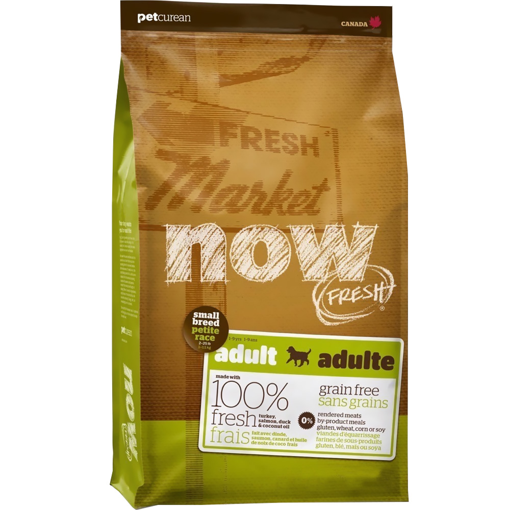 NOW-FRESH-SMALL-BREED-ADULT-DOG-FOOD-25-LB