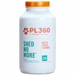 PL360 Shed No More for Dogs Beef & Cheese flavor 250 Chewable Tablets