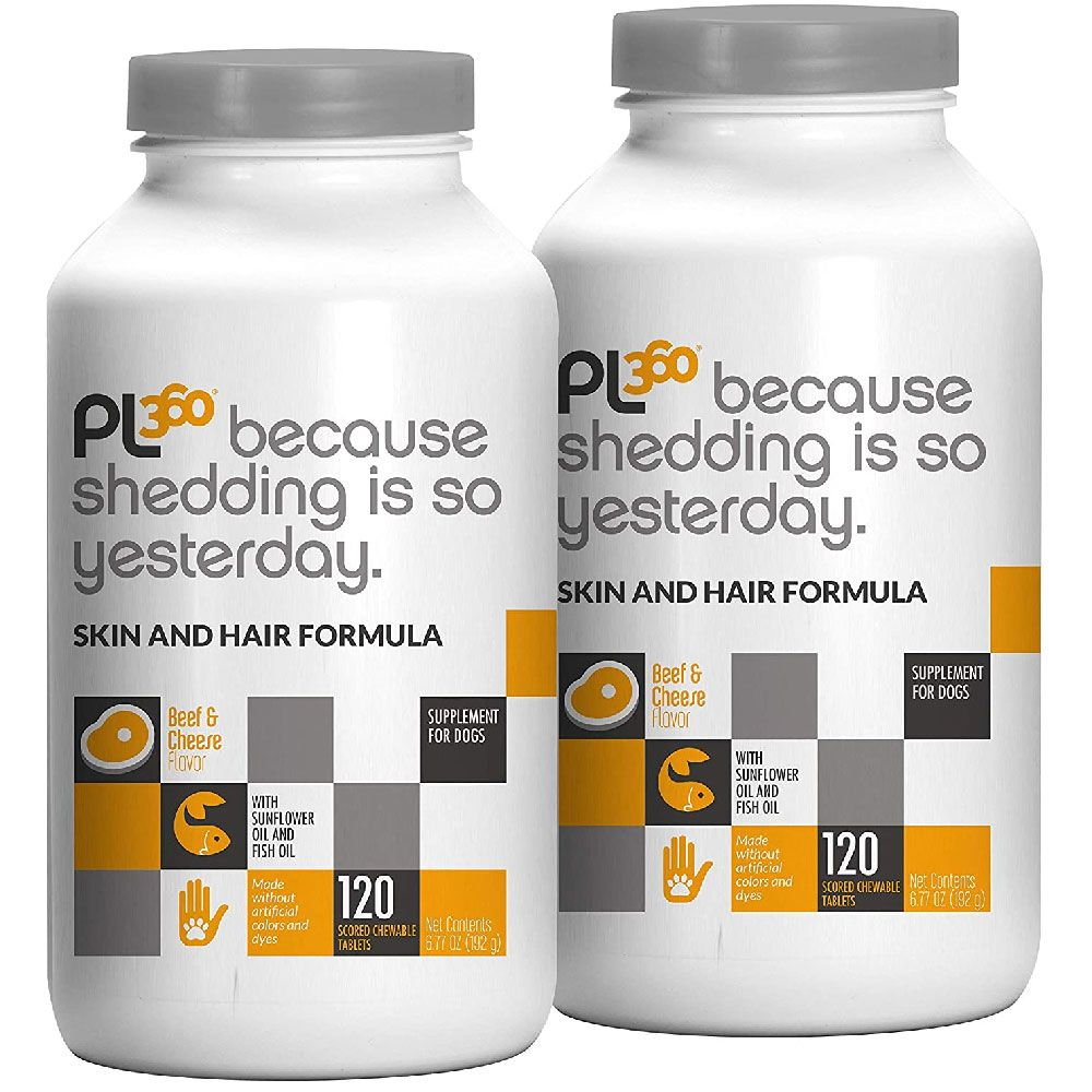 PETLABS360-SHED-NO-MORE-FOR-DOGS-250-SCORED-CHEWABLE-TABLETS