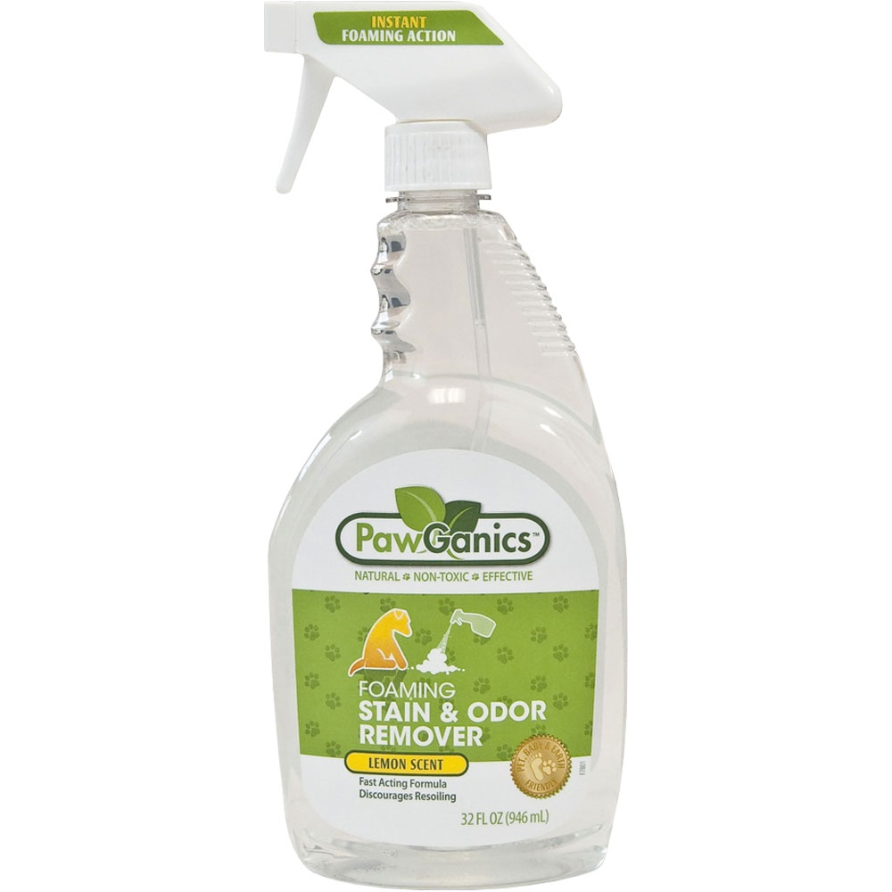 PawGanics Foaming Stain & Odor Remover - Lemon Scent (32 fl oz) im test