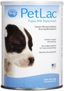 PetLac Milk Replacers for Puppies