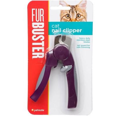 Petmate Furbuster Cat Nail Clipper - Small