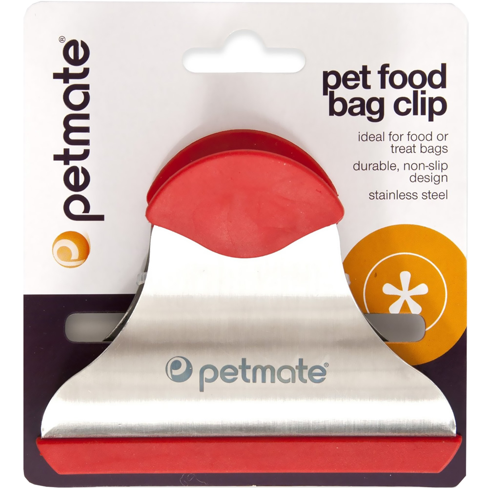 Petmate Pet Food Bag Clip im test