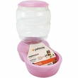 Petmate Replendish Feeder with Microban (2 lb) - Pearl Lady Pink