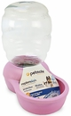Petmate Replendish Waterer with Microban 0.5 Gallon - Pearl Lady Pink