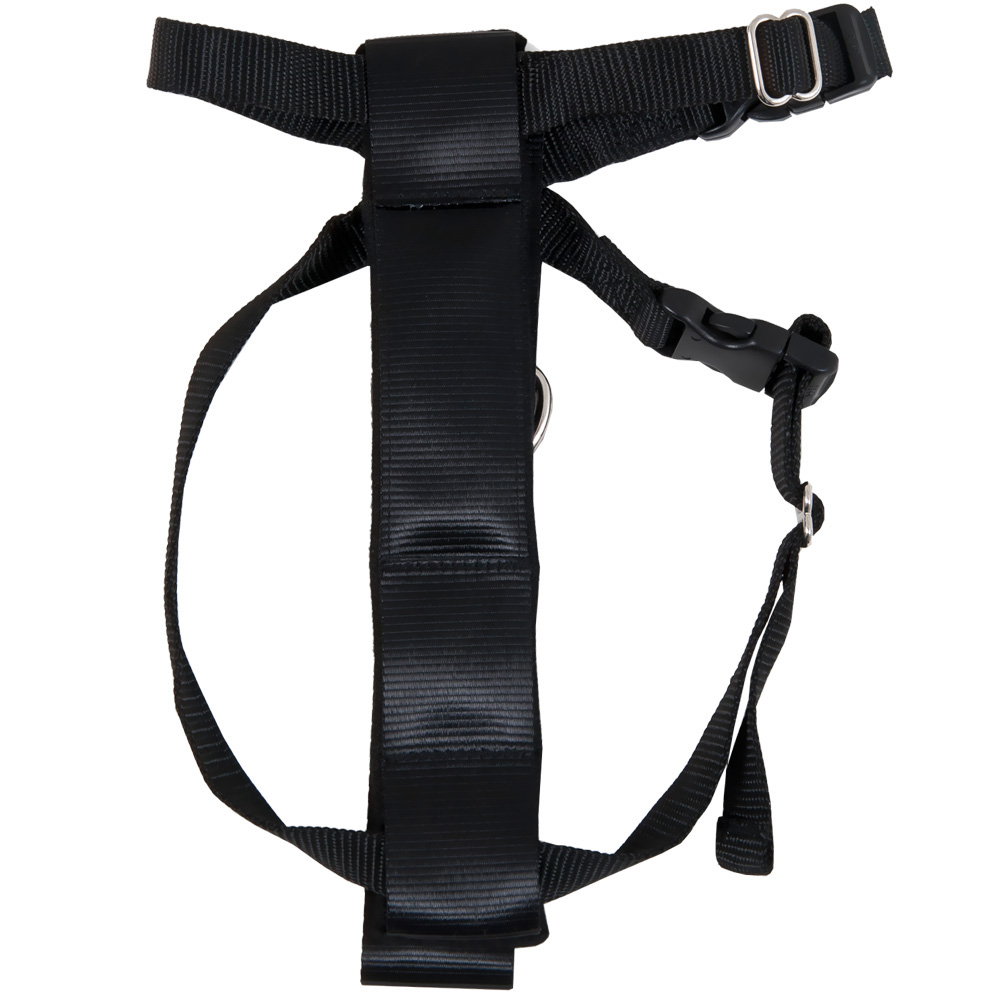 Petmate Seat Belt Travel Harness - Black (Medium) im test